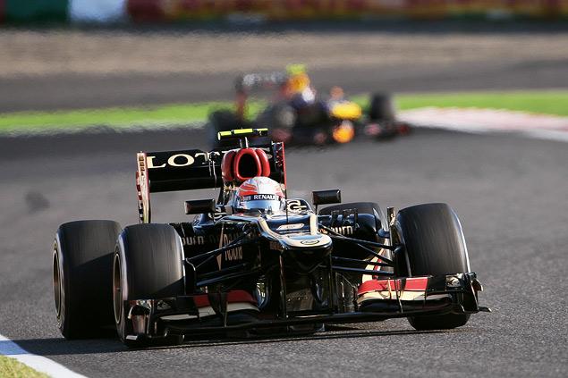 Победив в Японии, Себастьян Феттель сравнялся с Ferrari по числу набранных очков. Фото 4