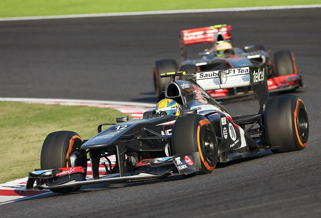 Победив в Японии, Себастьян Феттель сравнялся с Ferrari по числу набранных очков. Фото 6