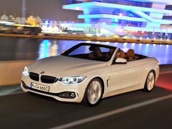 """Компания BMW лишила """"четверку"""" крыши"""