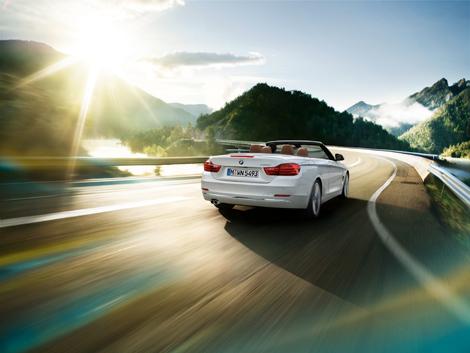 Кабриолет BMW 4-Series получил жесткий складной верх. Фото 3