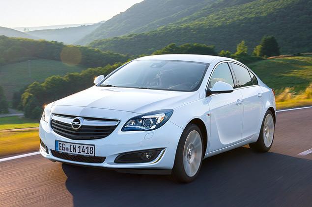 Как одним движением испортить отличное обновление Opel Insignia