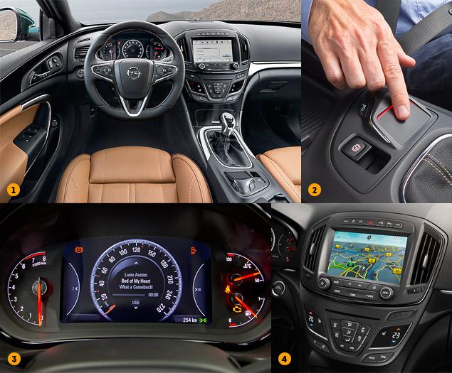 Как одним движением испортить отличное обновление Opel Insignia. Фото 1