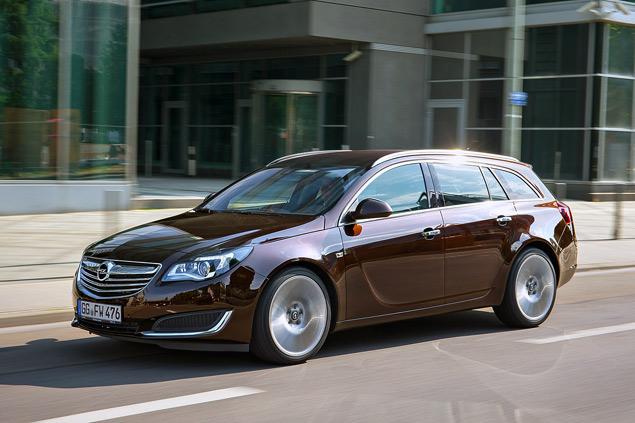 Как одним движением испортить отличное обновление Opel Insignia. Фото 2