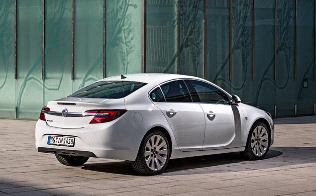 Как одним движением испортить отличное обновление Opel Insignia. Фото 3