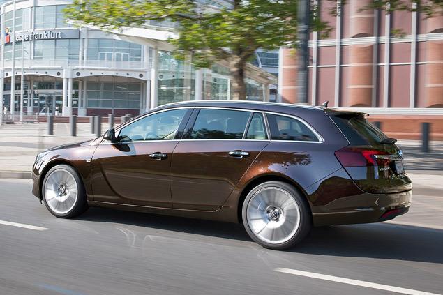 Как одним движением испортить отличное обновление Opel Insignia. Фото 4
