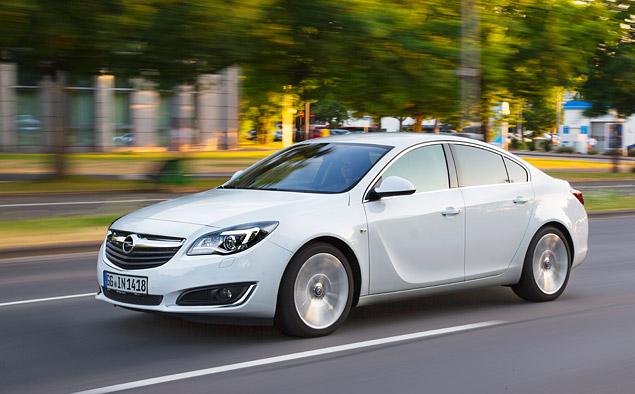 Как одним движением испортить отличное обновление Opel Insignia. Фото 5