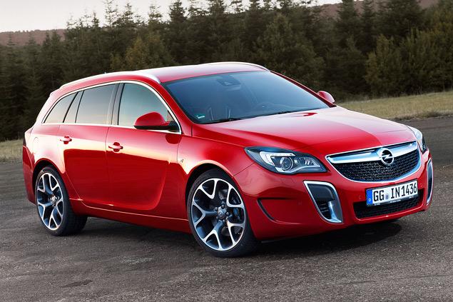 Как одним движением испортить отличное обновление Opel Insignia. Фото 6