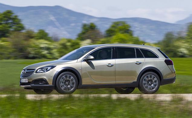 Как одним движением испортить отличное обновление Opel Insignia. Фото 7