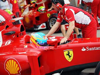"Методы работы команды Ferrari назвали ""абсурдом"""