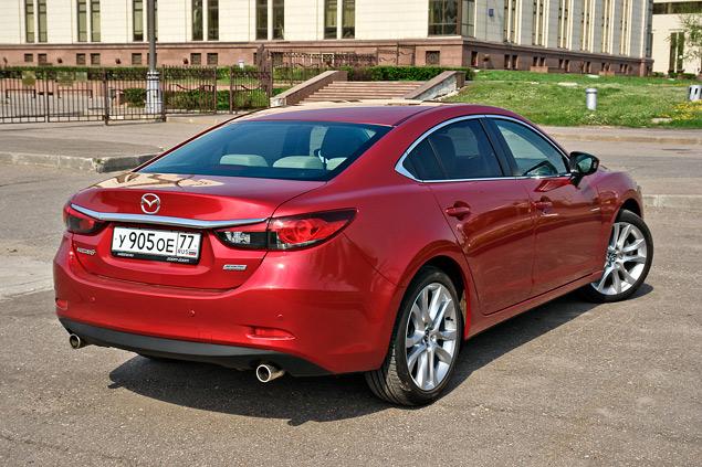 Длительный тест Mazda6: мелочи жизни и стоимость владения. Фото 2