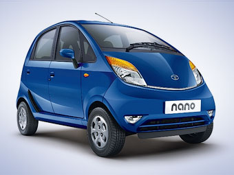 Самый дешевый автомобиль в мире обзавелся роскошной версией