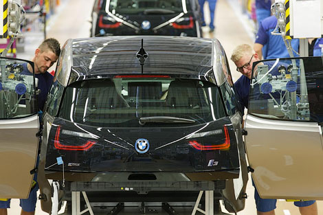 Баварская марка продаст более 10 тысяч электромобилей в 2014 году. Фото 1