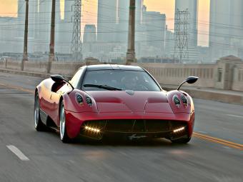 Карбоновый кузов суперкара Pagani оказался дороже Porsche 911