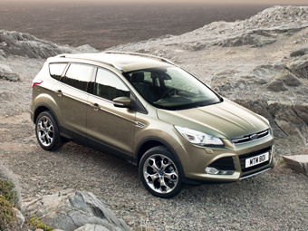 В России началась сборка Ford Kuga по полному циклу