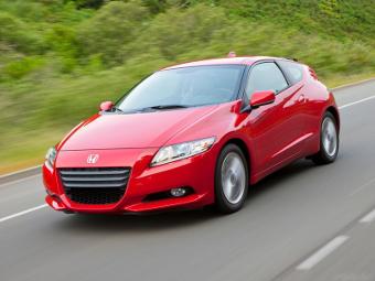Honda прекратит продажи гибридов CR-Z и Insight в Европе