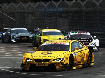 Названа дата российской гонки DTM 2014 года