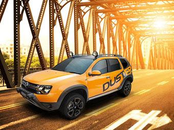 """Renault сделала Duster в стиле """"Безумного Макса"""" и """"Терминатора"""""""
