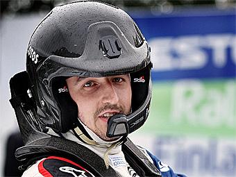 Кубица дебютирует в высшем классе WRC