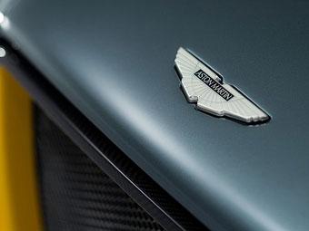 Prodrive поможет Aston Martin создать карбоновый суперкар