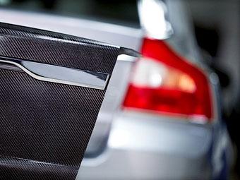 Volvo начала тесты кузовных панелей со встроенными батареями