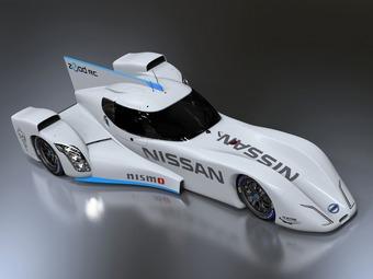 Гоночному гибриду Nissan для Ле-Мана обновили аэродинамику
