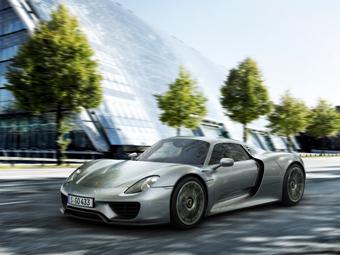 Китайцы заплатят за супергибрид Porsche вдвое больше европейцев
