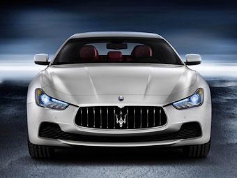 Спрос на спорткары Maserati увеличился в четыре раза
