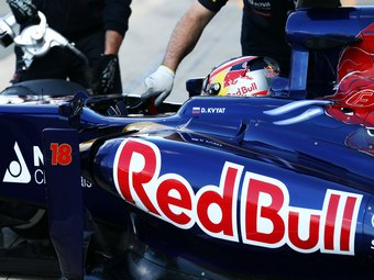 Даниил Квят испытает болид Формулы-1 Red Bull