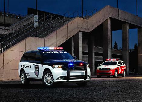 Спецверсии внедорожника Dodge Durango получили пневмоподвеску