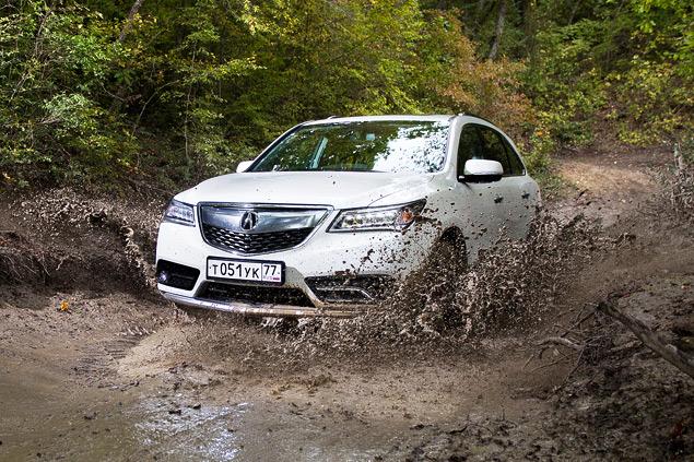 Что собой представляет Acura MDX третьего поколения. Фото 3