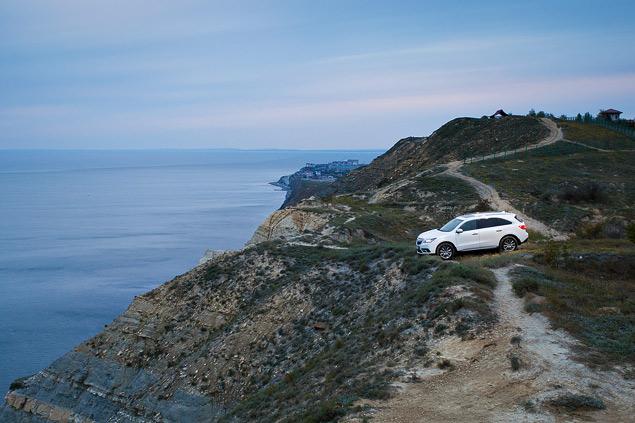 Что собой представляет Acura MDX третьего поколения. Фото 5