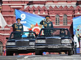 """""""ЗиЛ"""" разработает новые кабриолеты для парадов"""