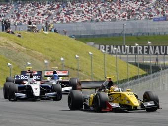 Формула-Renault вернется в Москву в июне 2014 года