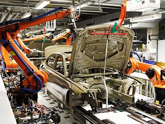 Компания BMW начала строить завод в Калининграде