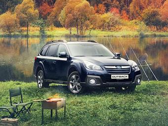 Обновленный Subaru Outback подешевел на 100 тысяч рублей