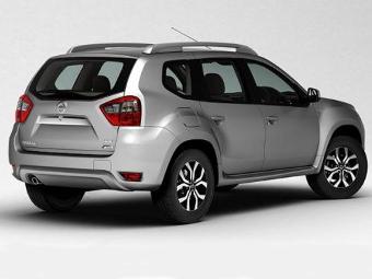 Nissan будет производить новый Terrano в России