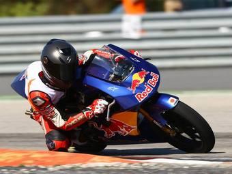 В гоночных уикендах Moto GP примет участие казахский мотоциклист