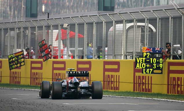Как команды Формулы-1 общаются с пилотами во время гонок. Фото 9