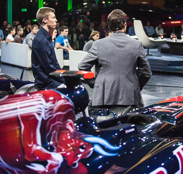 Сталкиваем лбами двух российских пилотов Формулы-1. Фото 9