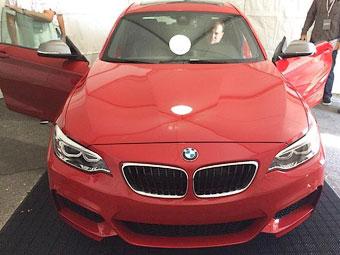 """BMW показала дилерам самую быструю """"двойку"""""""