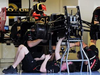 Соблюдение регламента Формулы-1 поставлено под угрозу