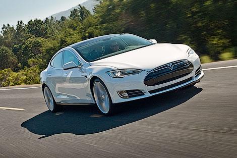 Электрокар получит пакет доработок для езды на высоких скоростях. Фото 1