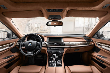 Представлена самая дорогая модификация BMW 7-Series. Фото 7