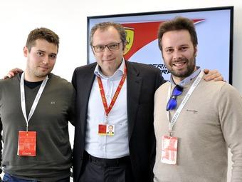 Фанатов Ferrari пригласили на базу команды за критику в интернете