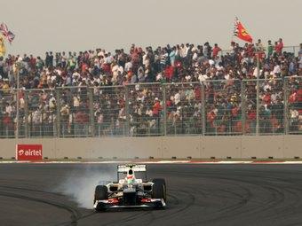 "Глава Sauber назвала Гран-при Индии ""провалом"""