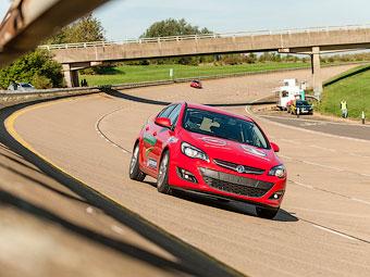 Opel Astra установил рекорд средней скорости