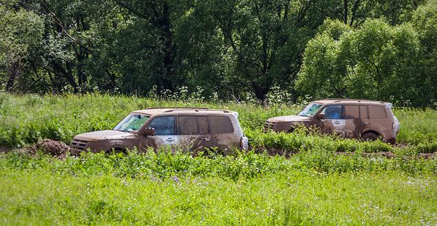 """Мотор"" побывал на праздновании 31-летнего ""юбилея"" Mitsubishi Pajero"