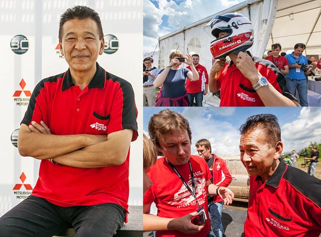 """Мотор"" побывал на праздновании 31-летнего ""юбилея"" Mitsubishi Pajero. Фото 3"