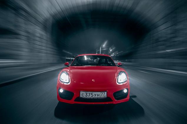 Способен ли новый Porsche Cayman подарить столько же кайфа, сколько суперкар Audi R8. Фото 2
