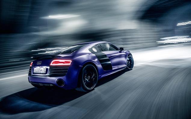 Способен ли новый Porsche Cayman подарить столько же кайфа, сколько суперкар Audi R8. Фото 5
